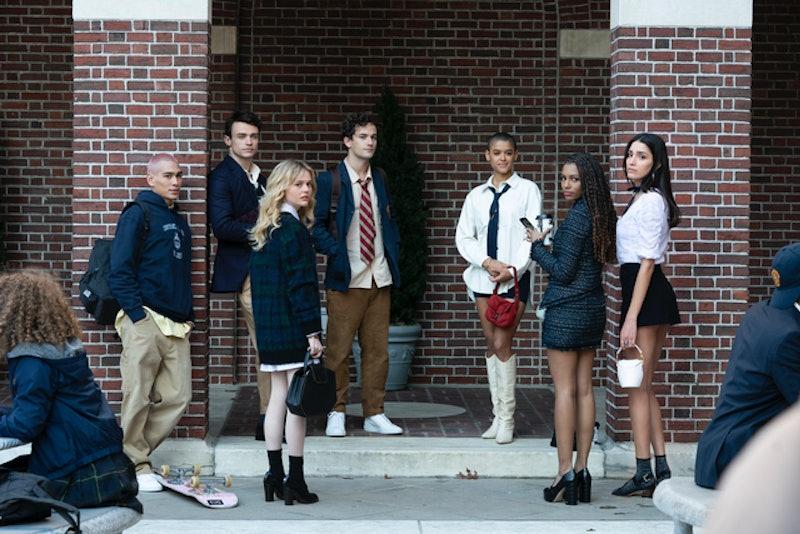 The 'Gossip Girl' reboot cast