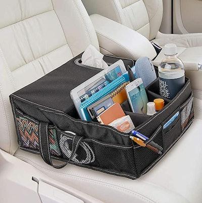 High Road SeatStash Car Front Seat Organizer