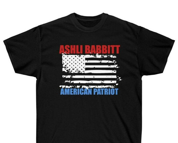 Sears Ashli Babbitt American Patriot T-shirt