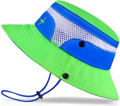 BABYLAB Breathable Bucket Sun Hat