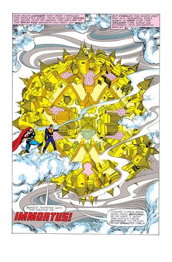 Castle Limbo Thor