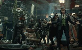 Loki Easter Eggs Episode 5 void