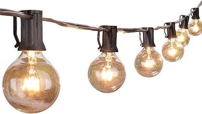 Brightown Outdoor Globe String Lights