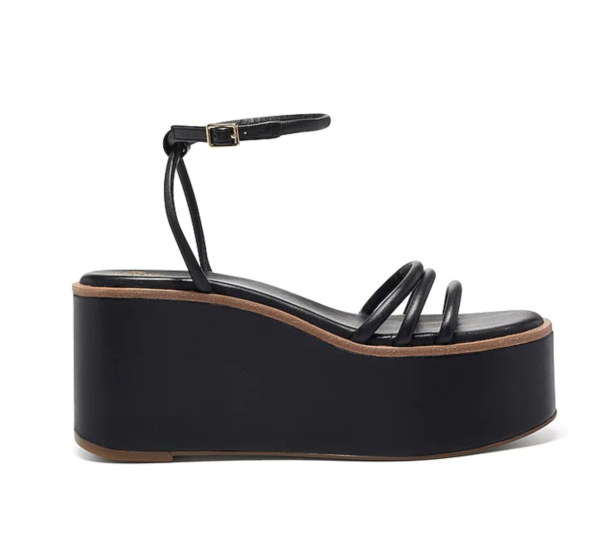 Graceny Flatform Sandal