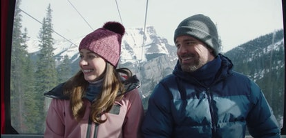 'Crashing Through The Snow' is Hallmark's new Christmas in July movie for 2021.