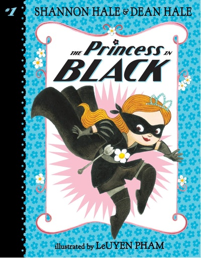 The Princess In Black by Shannon Hale and Dean Hale, illustrated by LeUyen Pham