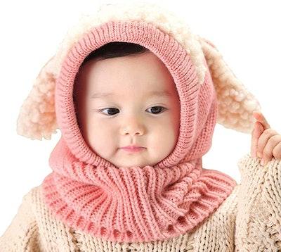 Bienvenu Baby Winter Hat Scarf