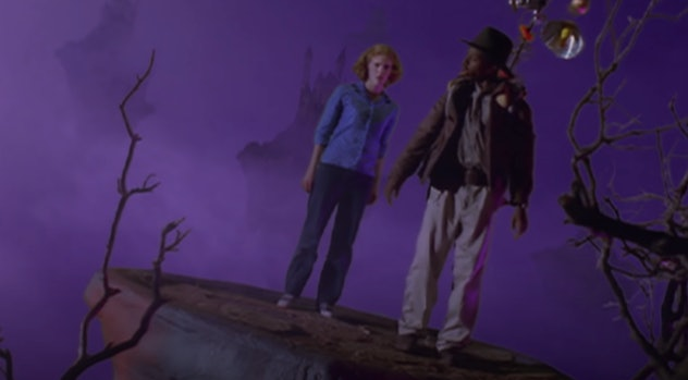Don't Look Under the Bed is a Disney Channel Original film from 1999.