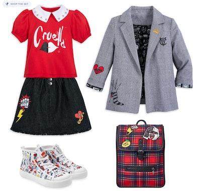 Cruella Fashion Collection for Kids