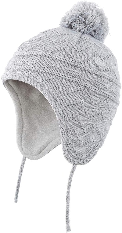Connectyle Hat with Earflap