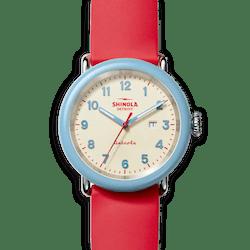 The SPF Detrola 43mm Watch