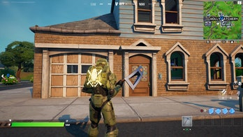 fortnite welcome gift location 4 gameplay