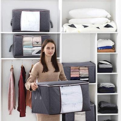 Lifewit Large Capacity Storage Bag (3 Pack)