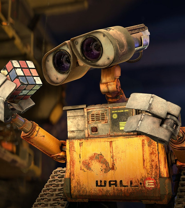 Pixar's WALL-E is a perfect film for children whose imaginations have been captivated by space.