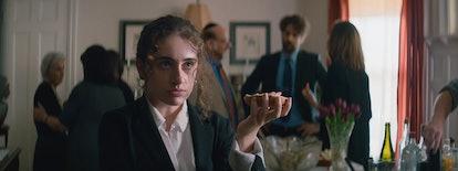 Rachel Sennott stars in 'Shiva Baby.'