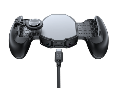 F8 Pro Snowgon with rechargeable USB-C port
