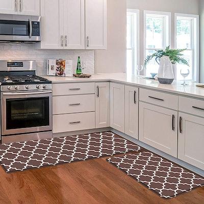 KMAT Kitchen Mat Anti-Fatigue Kitchen Mat (2 pieces)