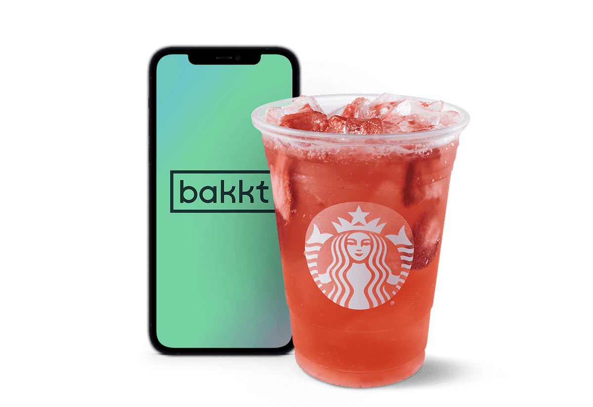 Starbucks is teaming up with Bakkt app for another payment option.