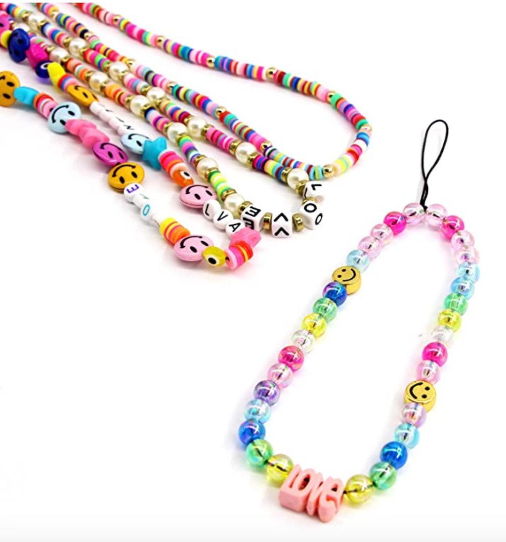 Cute Rainbow Color Girly Style Fixed Bracelet