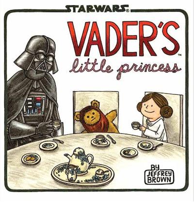 Star Wars Vader's Little Princess by Jeffrey Brown