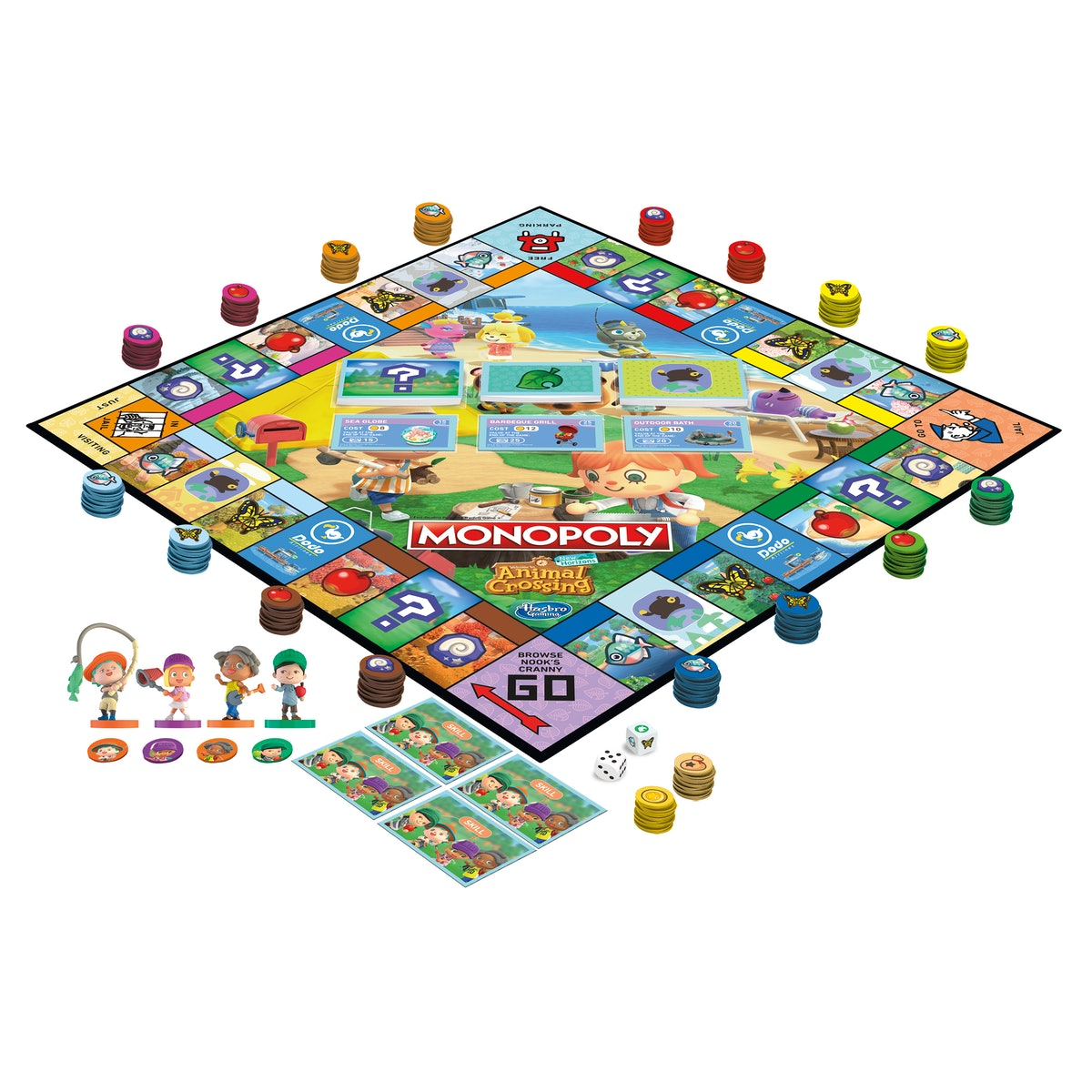Here's where to buy 'Animal Crossing' Monopoly to bring the fandom to your table.