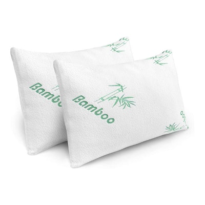Plixio Cooling Memory Foam Pillows (Pack of 2)