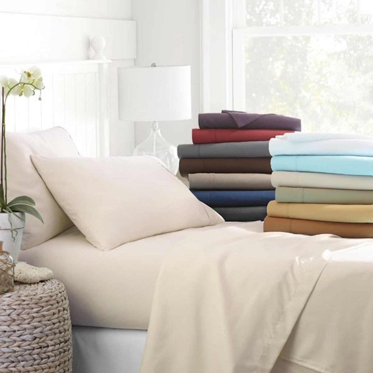 4 Piece Bed Sheet Ultra Soft Set