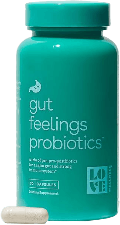 Gut Feelings Probiotics