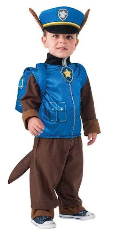 Chase Halloween Costume - PAW Patrol