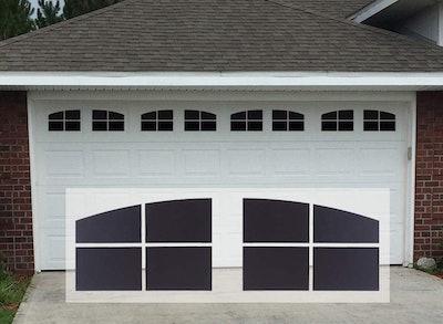 Sanfurney Magnetic Garage Door Window Kit