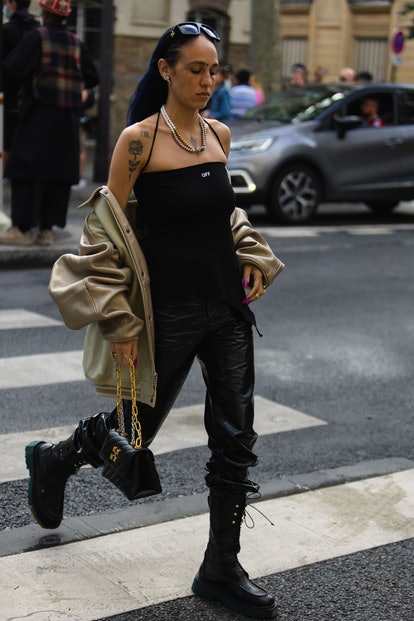 couture street style