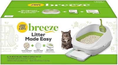 Purina Tidy Cats Breeze Litter Box System