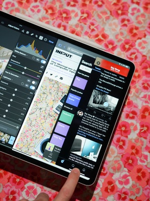 M1 iPad Pro review: Multitasking with Split View and Slider Over
