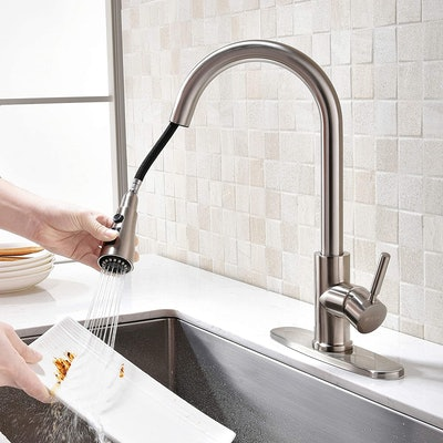RULIA Pull-Down Kitchen Faucet