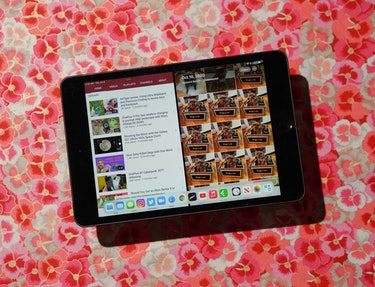 The iPad mini's 7.9-inch display is too small for macOS and all of its windowing and menus.