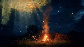 elden ring campfire