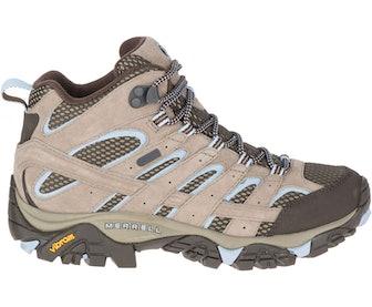 Moab 2 Mid Waterproof Hiking Boots