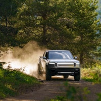 Video: Rivian's R1T electric pickup has a feature foodies will love