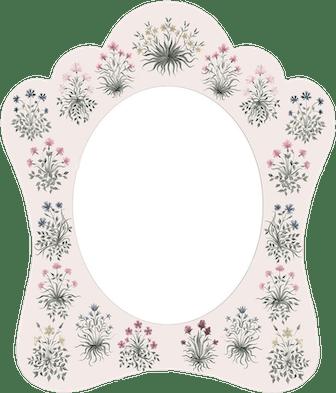 Fleur X Riley Sheehey Vanity Mirror