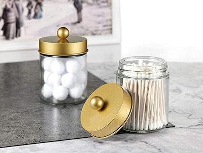 Amolliar Apothecary Jars (2-Pack)