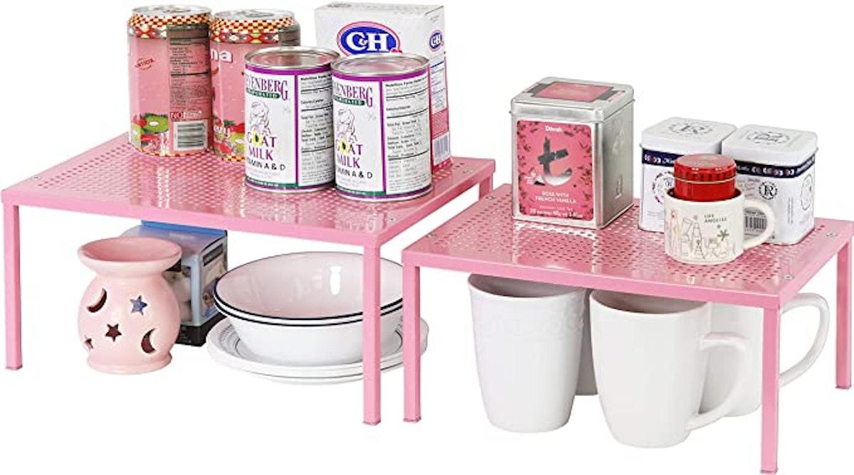 SimpleHouseware Counter Shelf Organizer