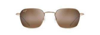 Puka Polarized Aviator Sunglasses