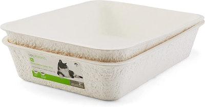 Petco So Phresh Disposable Cat Litter Box Set