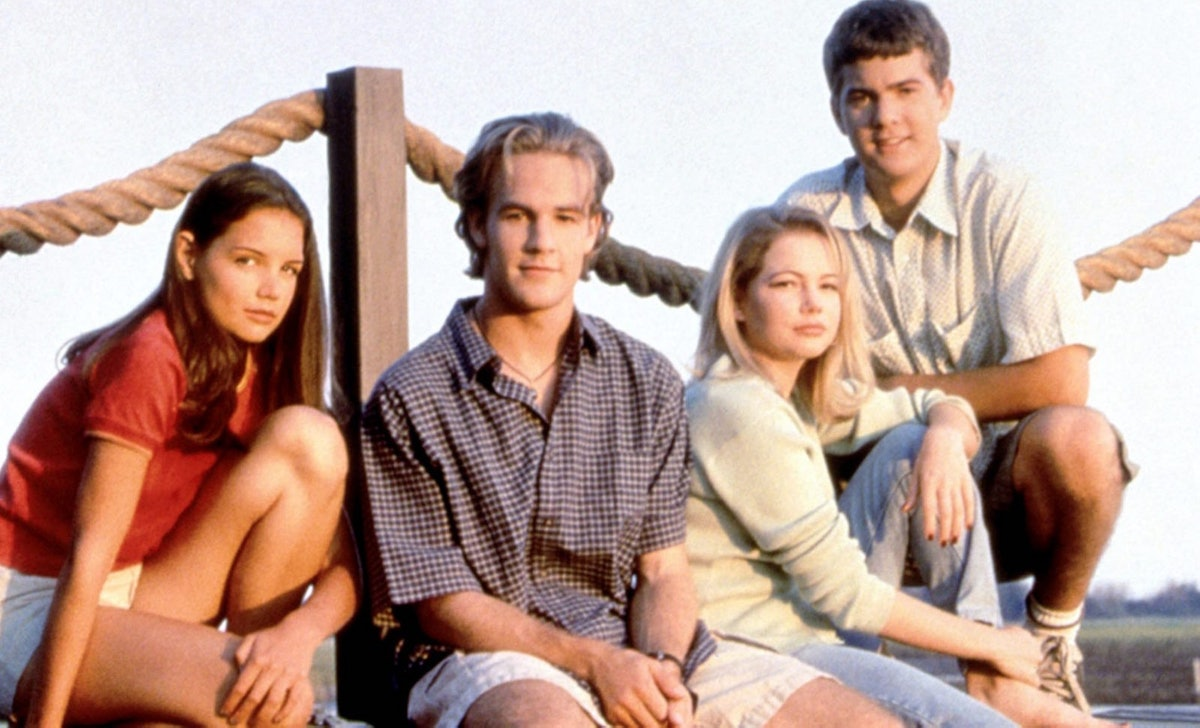 The cast of 'Dawson's Creek,' a popular TV show many people get attached to