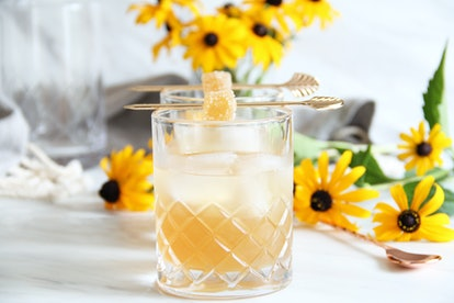 The Bee's Knees is a simple, three-ingredient cocktail to make at home.