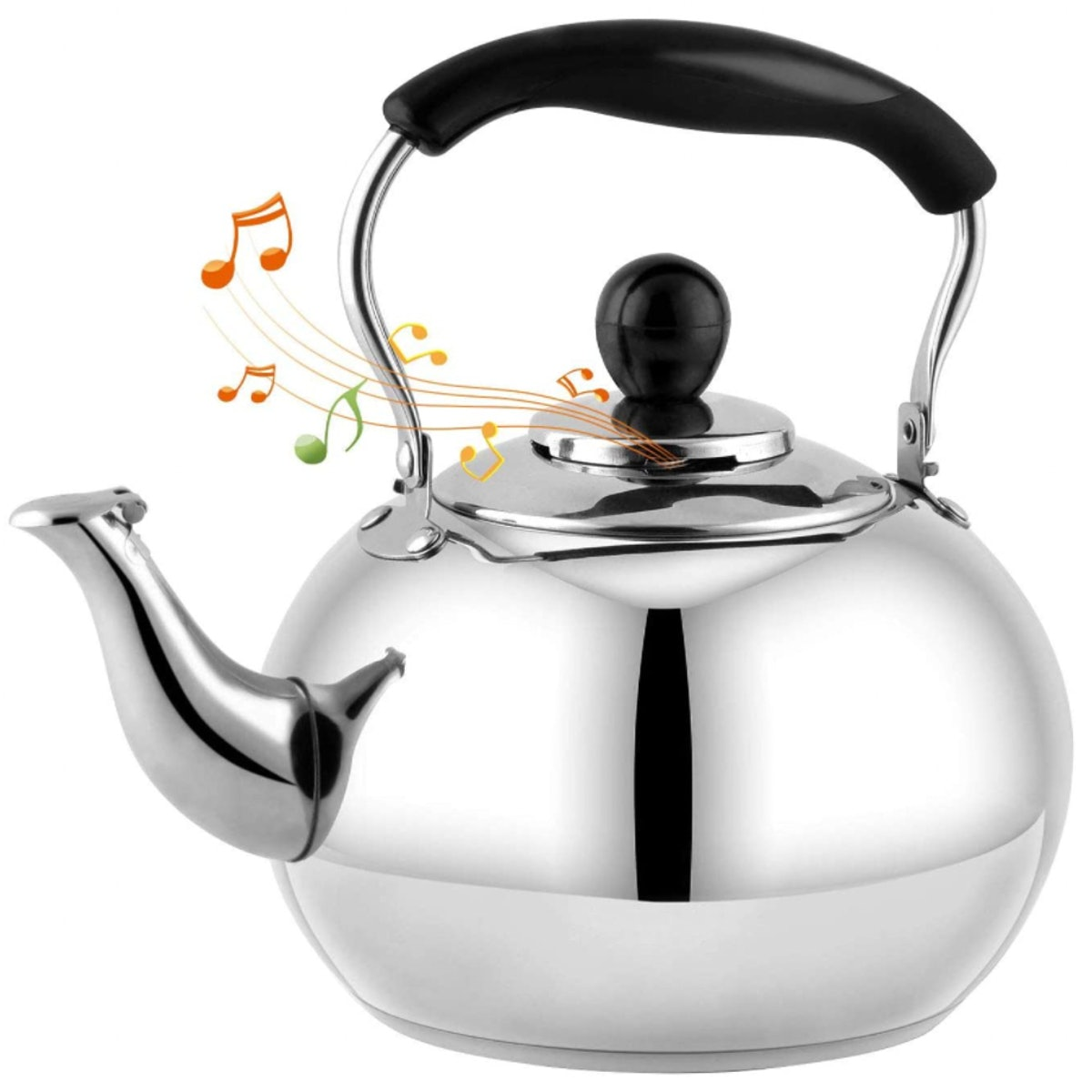 DclobTop Whistling Tea Kettle