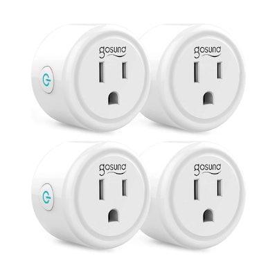 TanTan Smart Plugs (4 Pack)
