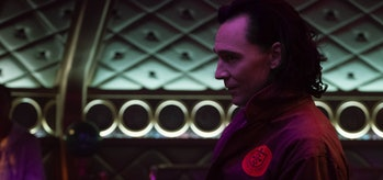Tom Hiddleston in Loki Episode 3