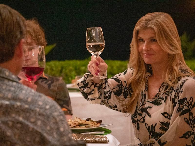 Connie Britton in HBO's 'The White Lotus' via the HBO press site