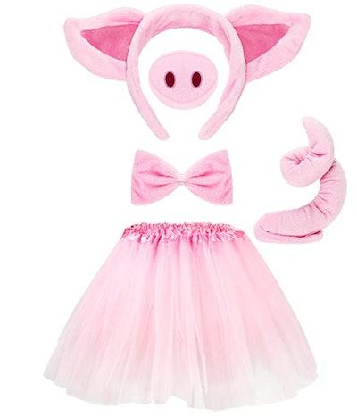 Pig Costume Set